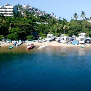 Playas Manzanillo y Hornos en Acapulco aptas al uso recreativo
