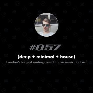 (deep + minimal + house) #057