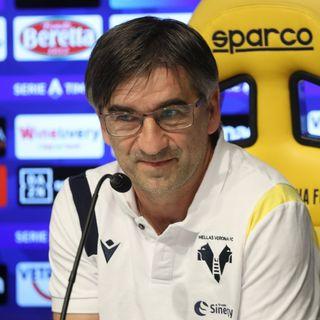 Mister Juric verso #VeronaMilan | 6 marzo 2021
