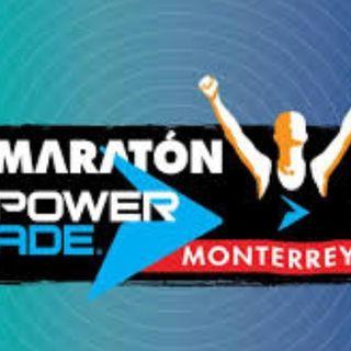 NUEVO RECORD EN MARATON DE MONTERREY 2019 Episodio 80 - ATLETISMO EN MEXICO's show