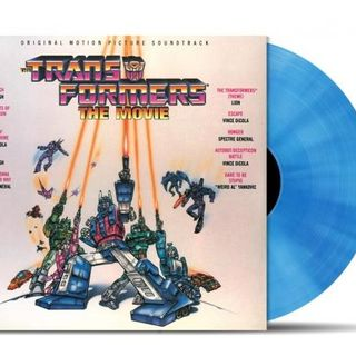 Metal Hammer of Doom: Transformers The Movie: Original Motion Picture Soundtrack