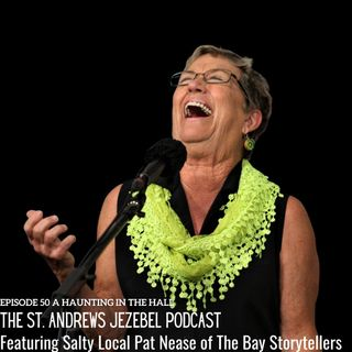A Haunting In The Hall Featuring Salty Local Pat Nease of The Bay Storytellers