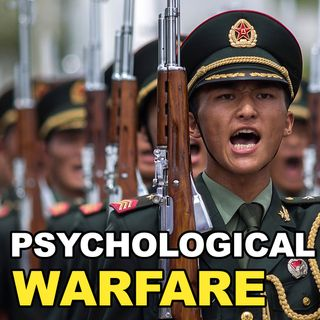 #60 China's Psychological Warfare Against the US | Grant Newsham