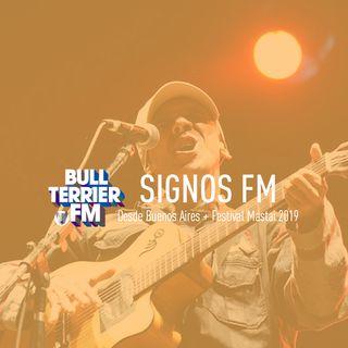 SignosFM #618 Desde Buenos Aires + Festival Mastai 2019