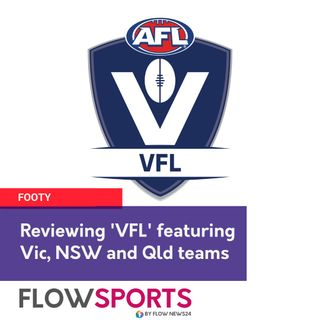 The Flowman and the Statman preview VFL aka the expanded North Eastern AFL League