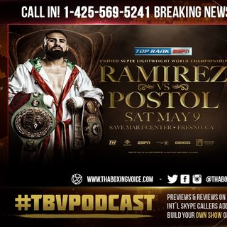 ☎️Jose Ramirez vs Viktor Postol🔥Set For Title Showdown May 9 LIVE on ESPN❗️