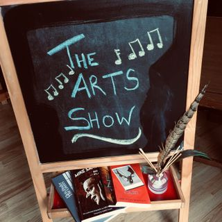 Phoebe Morgan on The Arts Show February 2019