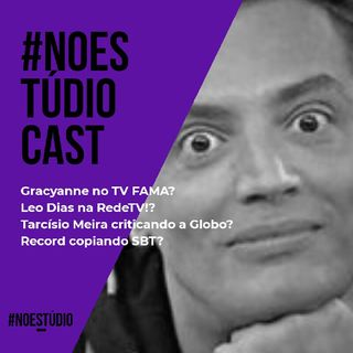 """#NoEstúdioCast-TV FAMA com Gracyanne,MULTISHOW com versão brasileira do """"Largados E Pelados"""",e Tarcísio Meira criticando autores da Globo"""