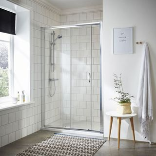 How To Install Beautiful Sliding Shower Doors