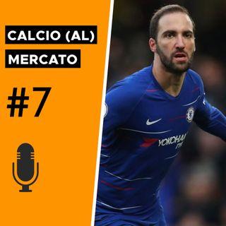 Icardi, Higuain, Dzeko & Co: Il valzer dei centravanti - Calcio (al) Mercato #7