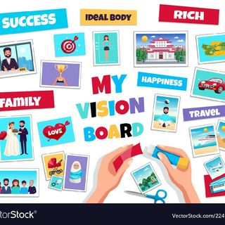 The Vision Board First View Access Course!