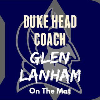 Duke head coach Glen Lanham - OTM567