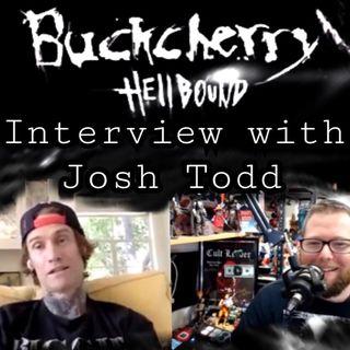 Josh Todd from Buckcherry talks 'Hellbound'