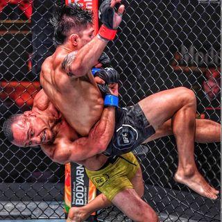 """""""The Colombian Warrior"""" Danny Chavez, Promete ser Campeón de la UFC"""