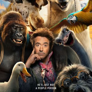Scineit Movie Review: Dolittle (2020)