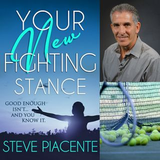 Life Lessons from the Tennis Court - Steve Piacente on Big Blend Radio