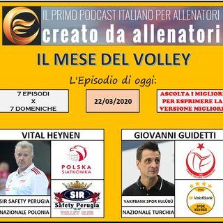 Episodio 102: Vital Heynen - Giovanni Guidetti