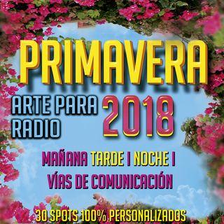 PRIMAVERA 2018 - DEMO GRAL
