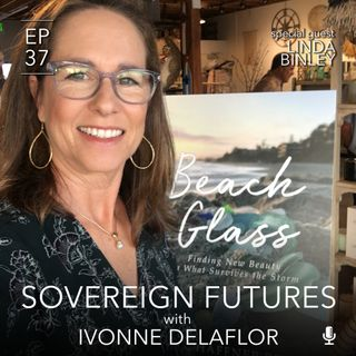 037 – Beach Glass - Vidrio del Mar