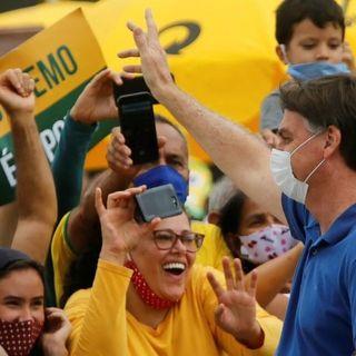 Covid: Brasile secondo Paese al mondo per contagi. Zero nuovi casi in Cina