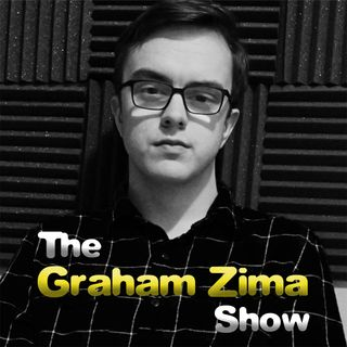 Data & The ADHD Mind Ft. Will Gilbertson | The Graham Zima Show Ep. 35
