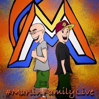Marlin Family Live Podcast 9-27-15