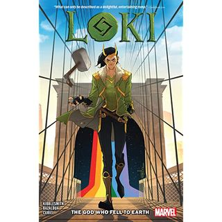 Source Material Live: Loki - The God Who Fell To Earth (2019)
