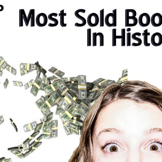 Top 5 Most Sold Books in History