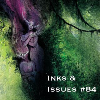 Inks & Issues #84 - Black Orchid