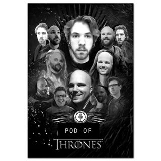 Episode 70. A Pod of Thrones Part 1.