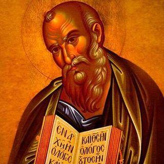 San Policarpo, obispo y mártir