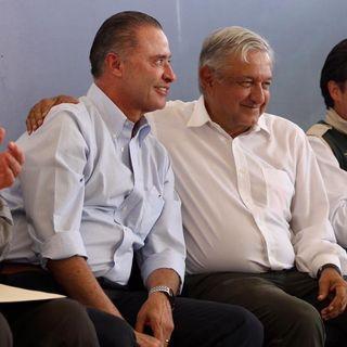 AMLO exonera a Quirino Ordaz por hechos de Culiacán