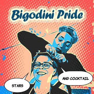 Bigodini Pride #7 - Stars and Cocktail