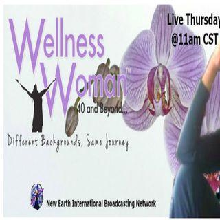"""Wellness Woman: """"Wit, Wisdom and Wellness"""""""