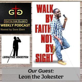 Leon the Jokester