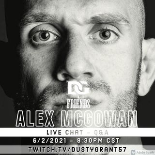 Episode 29 - Alex McGowan