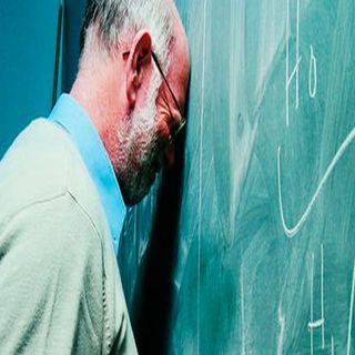 Salud mental de los docentes