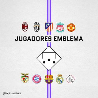 TOP 10 JUGADORES EMBLEMA - Defensa De Tres 08x01