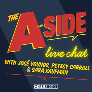 The A-Side Live Chat w/ Sarah Kaufman