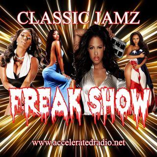 Classic Jamz *Freak Show* 10-27-18