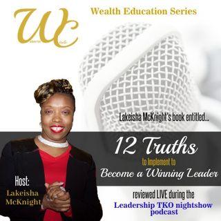 Leadership TKO - A Divine Leadership Calling