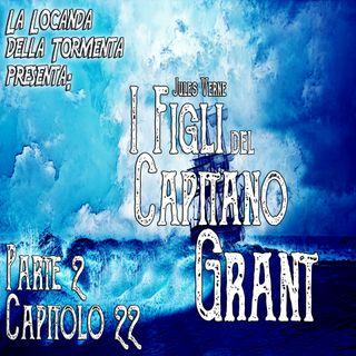 Audiolibro I figli del Capitano Grant - Jules Verne - Parte 02 Capitolo 22