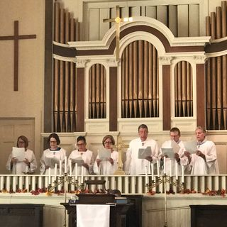 Choir Music by the First Presbyterian Harlan