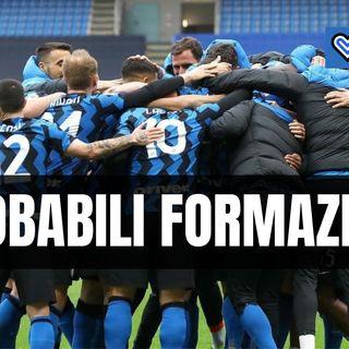 Inter-Verona, le probabili formazioni: chance dal 1' per Sensi?
