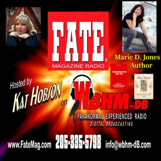 Marie D. Jones & Rick McCallum 3.21.2021
