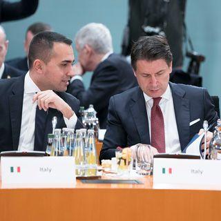 Italia umiliata, Governo fantoccio