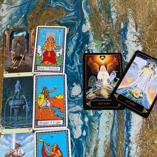 Gemini Love Reading-Nita Scott Infinite Truthseekers Tarot