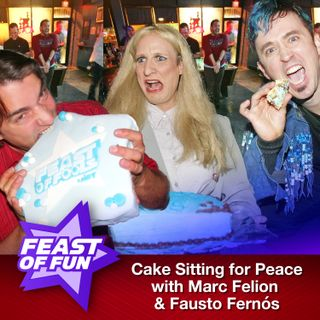 FOF #2822 – Cake Sitting for Peace