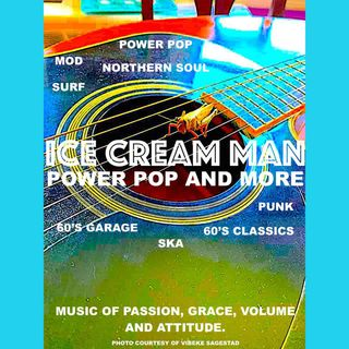 Ice Cream Man Power Pop And More #312