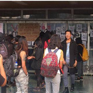 Detenidos por violencia en la UNAM se presentarán ante un juez